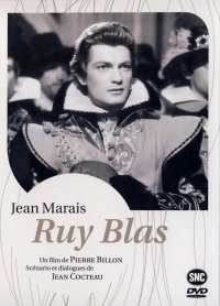 Ruy Blas poster