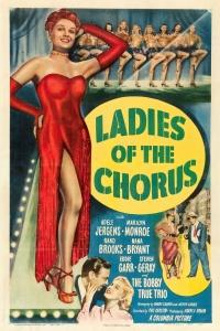 Ladies of the Chorus poster