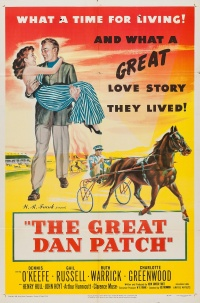The Great Dan Patch poster