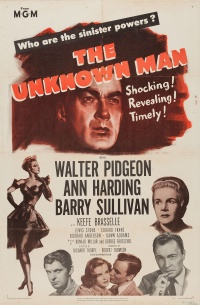 The Unknown Man poster