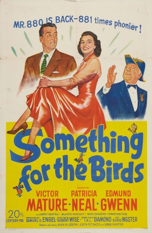Something for the Birds Poster