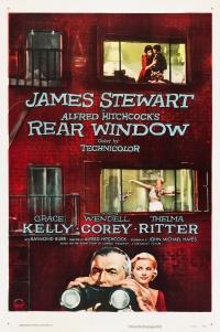 Fenêtre sur cour poster