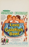 Love in a Goldfish Bowl Poster
