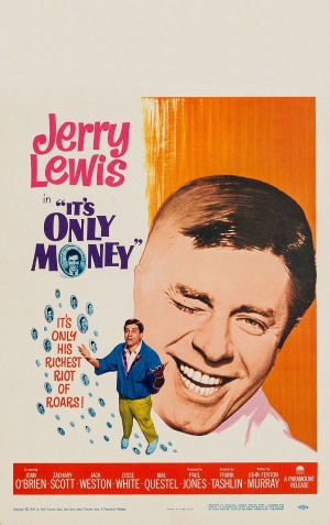 It'$ Only Money Poster
