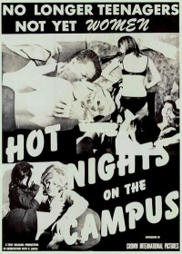 Hot Nights on the Campus poster