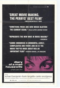 Diary of a Mad Housewife poster