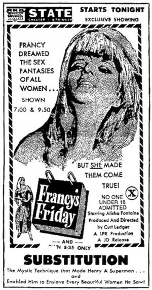 It's... Francy's Friday Other
