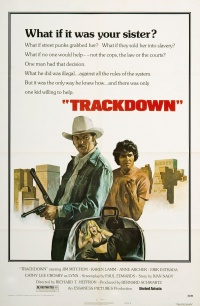 Trackdown poster