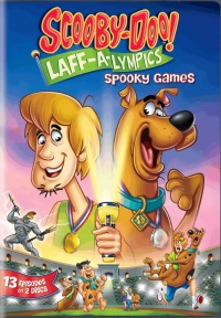Scooby's All Star Laff-A-Lympics poster