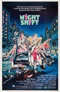 Nightshift - Das Leichenhaus flippt völlig aus poster