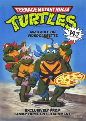 Teenage Mutant Hero Turtles 545x768