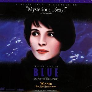 Drei Farben - Blau 800x800