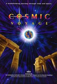 Cosmic Voyage poster