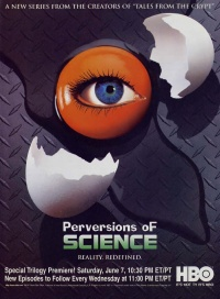 Perversions of Science poster