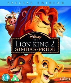 Der König der Löwen 2: Simbas Königreich 1100x1280