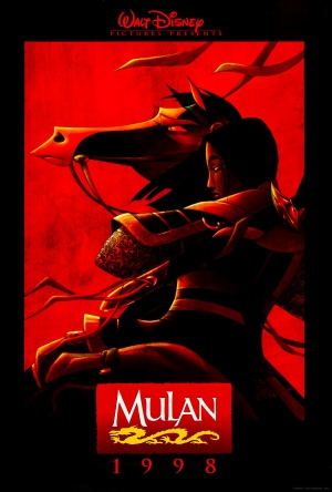 Mulan Advance poster