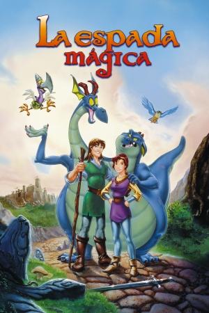 Das magische Schwert - Die Legende von Camelot 1400x2100