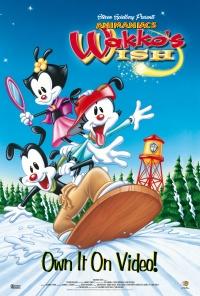 Animaniacs: Wakko's Wish poster