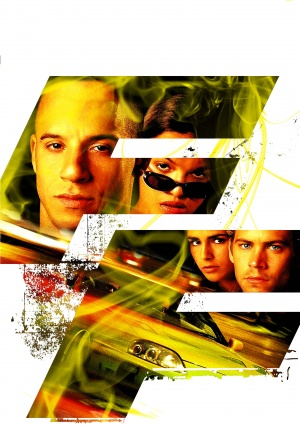 The Fast and the Furious 3333x4720