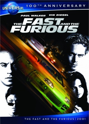 The Fast and the Furious 1312x1831