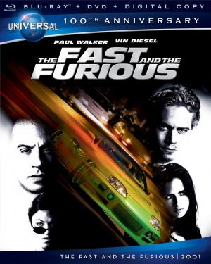 The Fast and the Furious 1647x2057