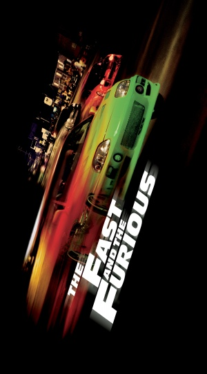 The Fast and the Furious 1667x3000