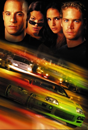 The Fast and the Furious 2708x4000