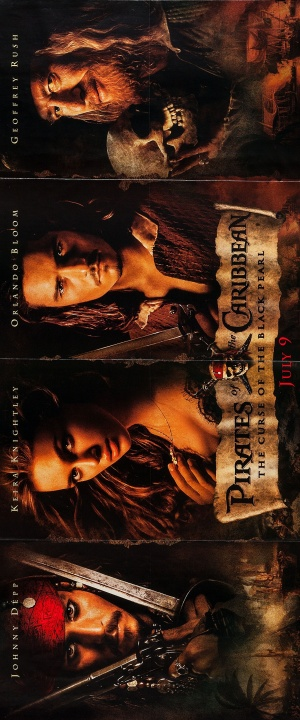 Pirates of the Caribbean: The Curse of the Black Pearl 1233x2959