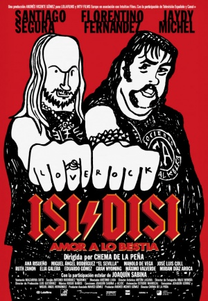 Isi/Disi - Amor a lo bestia 620x897