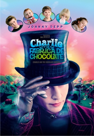 Charlie and the Chocolate Factory 480x694