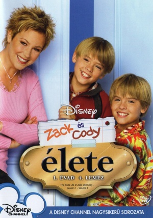 The Suite Life of Zack & Cody 1488x2124