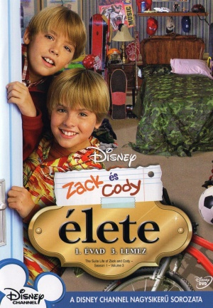 The Suite Life of Zack & Cody 1480x2129