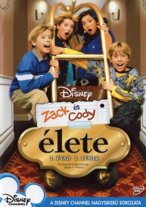 The Suite Life of Zack & Cody 1500x2124