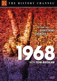1968 with Tom Brokaw poster