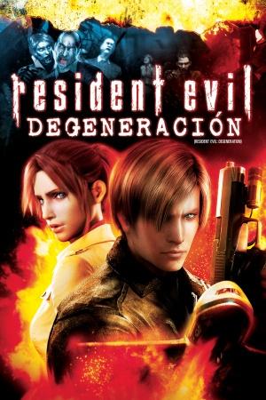 Resident Evil - Degeneration 800x1200