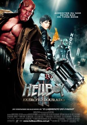 Hellboy II: The Golden Army 452x652