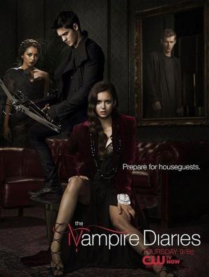 The Vampire Diaries 550x730