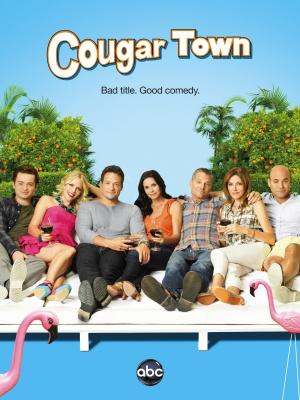 Cougar Town 2250x3000