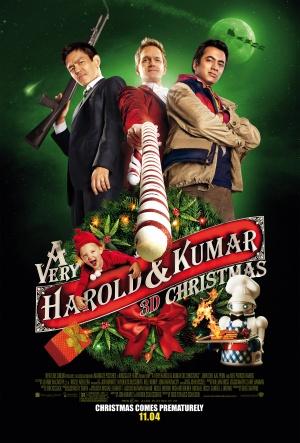 A Very Harold & Kumar 3D Christmas 3384x5000