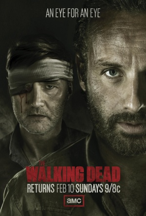 The Walking Dead 2431x3600