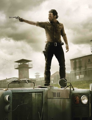 The Walking Dead 3826x5000