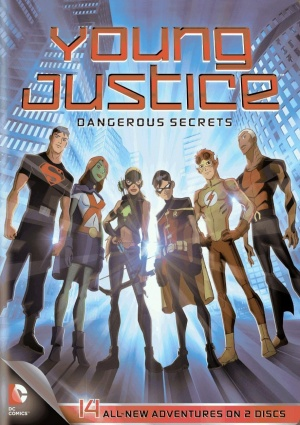 Young Justice 884x1252