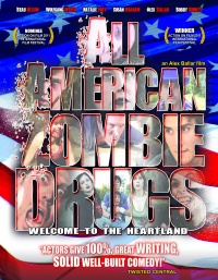 All American Zombie Drugs poster
