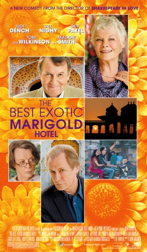 The Best Exotic Marigold Hotel 1285x2200