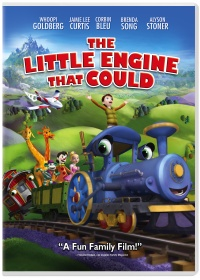 Die kleine blaue Lokomotive poster