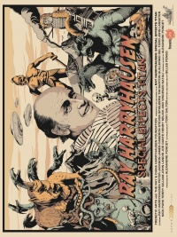 Ray Harryhausen: Special Effects Titan poster