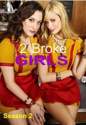 2 Broke Girls 400x578