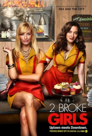 2 Broke Girls 540x800