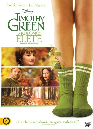 The Odd Life of Timothy Green 800x1108
