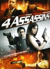 Four Assassins Cover